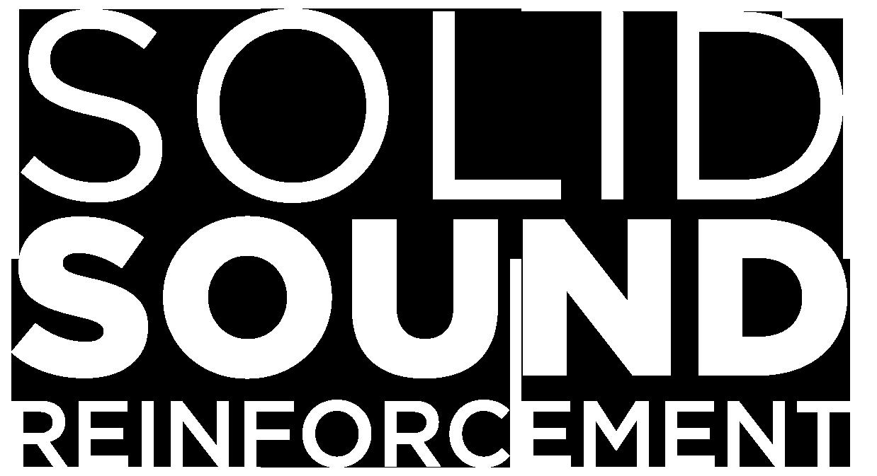 Solid Sound Reinforcement